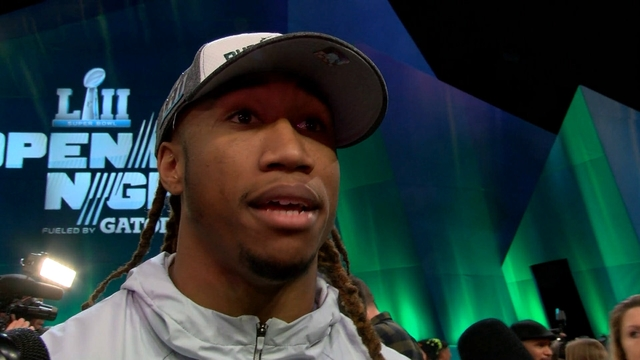 Darby learned a lot in journey from Buffalo to Super Bowl