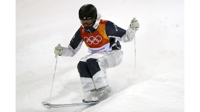 17-year-old Tess Johnson qualifies for women's moguls final