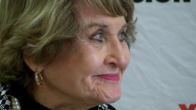 Rep. Louise Slaughter, progressive champion of women's rights, dies at 88