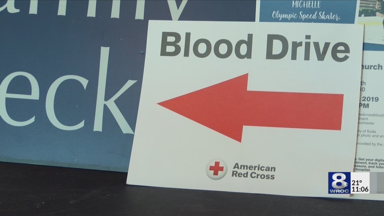 Unitarian Church Hosts Blood Drive 720 Local Youth Group Sponsors