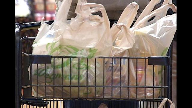 Wegmans to stop providing plastic bags at two Upstate stores beginning Monday