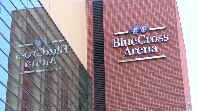 Pegulas working on agreement to take over operations of the Blue Cross Arena