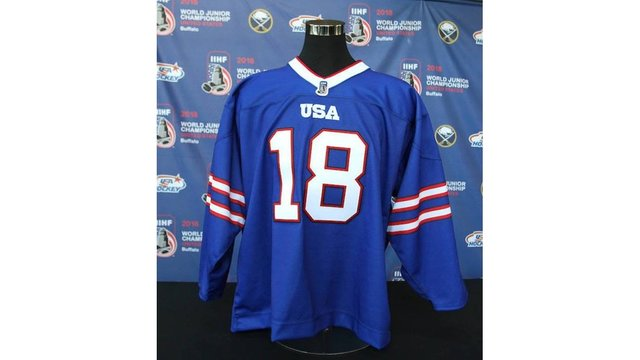 USA Hockey unveils outdoor game jersey