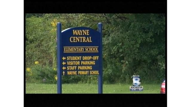 BB gun brought into middle school at Wayne Central