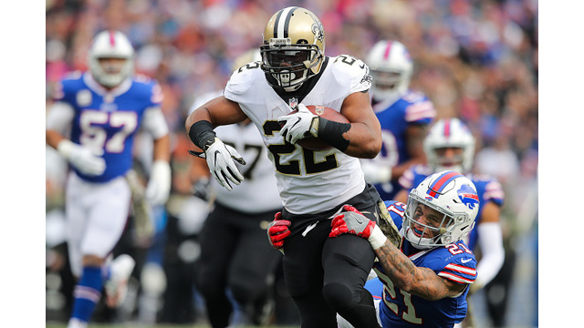 Bills embarrassed at home by the Saints