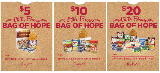 Brown Bags of Hope