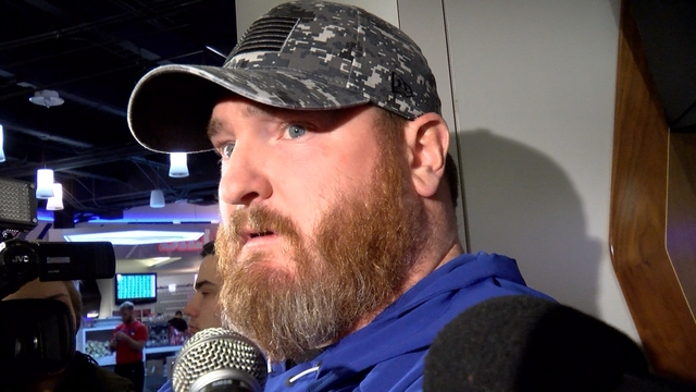Fans love for Kyle Williams shared by teammates