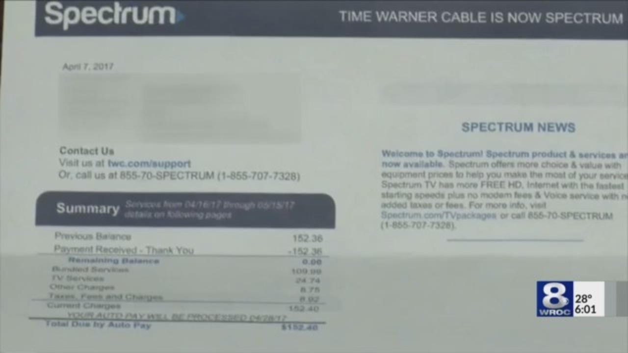 Faster internet speeds coming for Spectrum customers