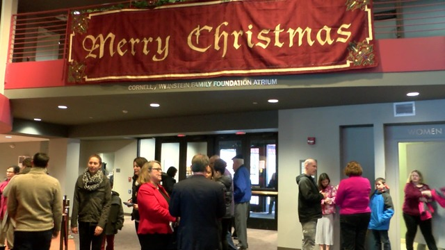 geva holds special home for the holidays production of a christmas carol
