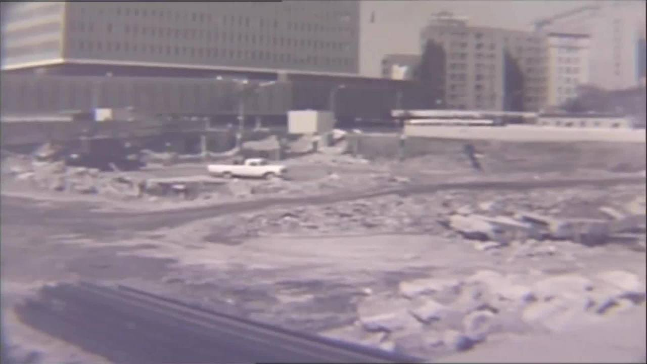 Flashback The Construction Of The Xerox Tower