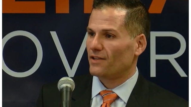 Molinaro launches campaign for NY governor