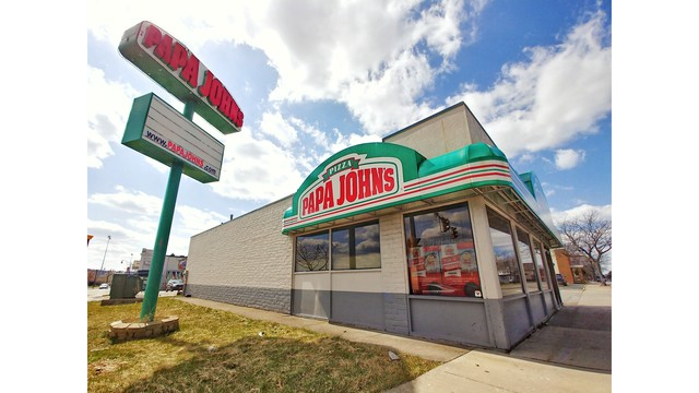 Papa Johns Restaurants In Rochester Close