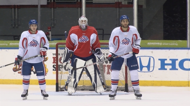 Amerks prepare for the postseason for the first time since 2014