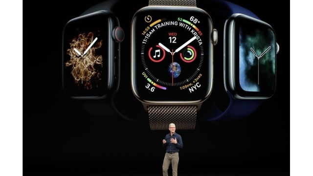 Apple Watch inches towards becoming a medical device