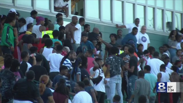 Rochester CSD to complete football game interrupted by fights