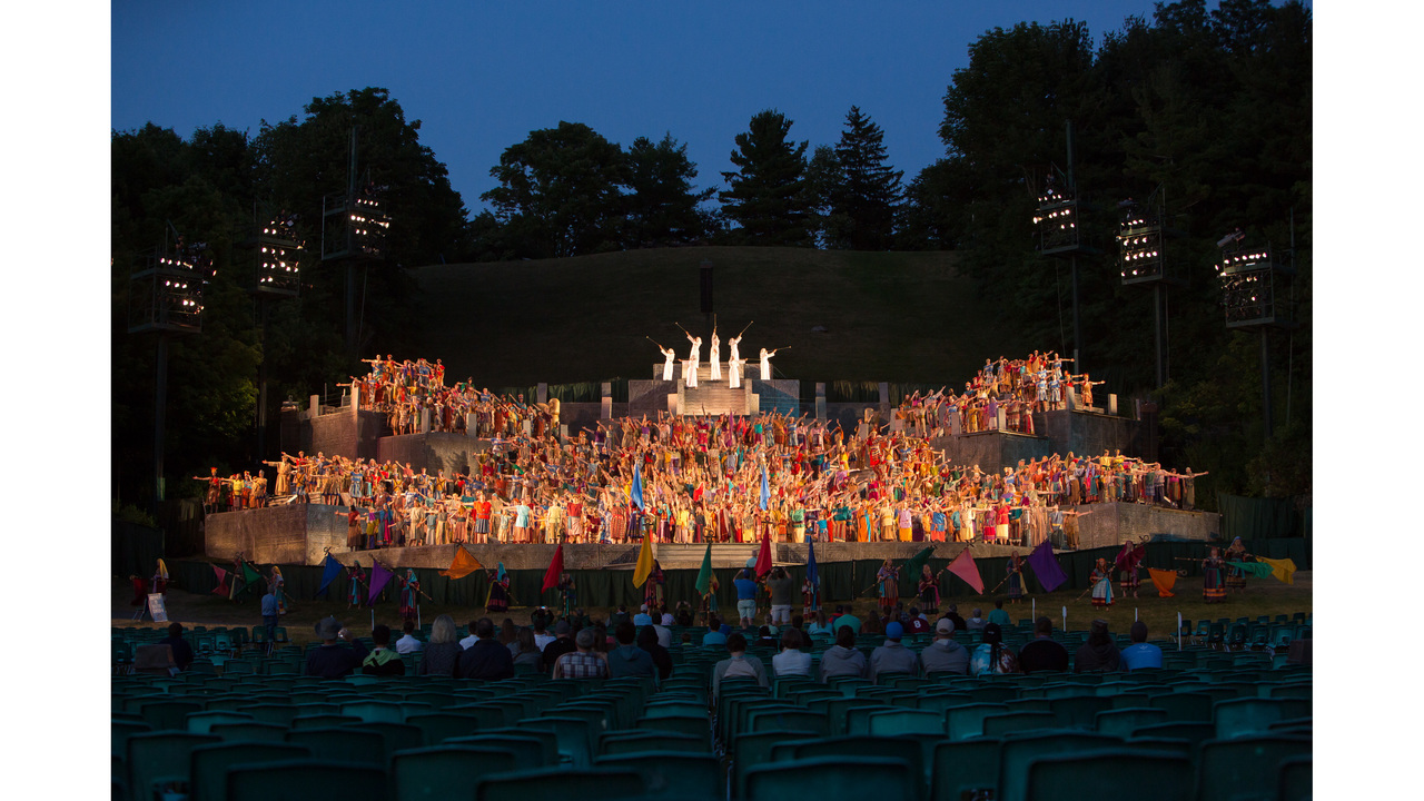 Hill Cumorah Pageant to end in 2020