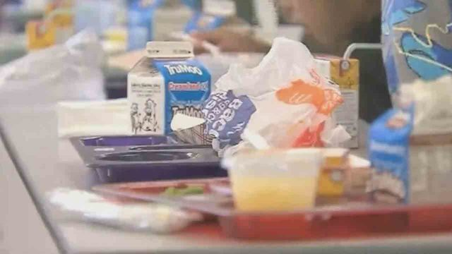 Rhode Island school district sending collection agency after unpaid lunch money