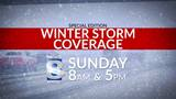 WATCH: Winter Storm Coverage from News 8