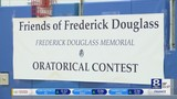 Students honor Frederick Douglass with oratorical contest