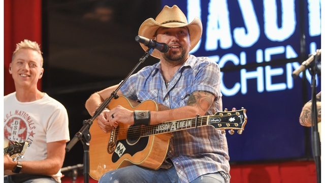 Jason Aldean coming to CMAC this summer
