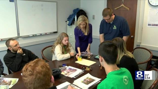 Extraordinary People: Young Life group delivers hope to El