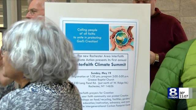 Program aiming to fight climate change