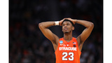 Syracuse PG Frank Howard won't play in NCAA Tournament for 'indefinite amount of time'