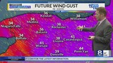 Weather Forecast: Wet Snow Today, Windy, Some Accumulating Snow Tonight