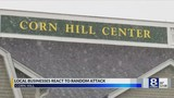 Corn Hill business owners react to random attack