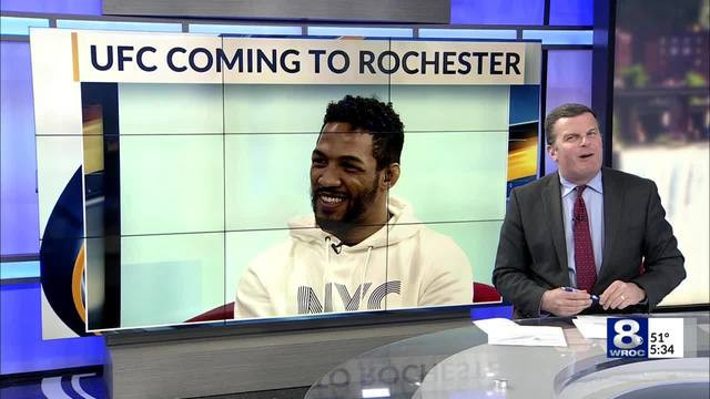 News 8 Now >> Tickets For Ufc In Rochester Now On Sale