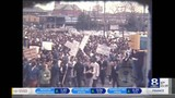 News 8 Archives: Thousands march in Rochester after Dr. Martin Luther King Junior's death