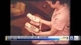 News 8 Archive:  Rochester Telephone rolls out the Slimline phone in 1969