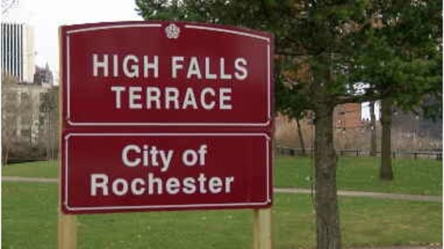 Improvements to High Falls Terrace Park coming this summer