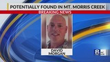 Sheriff: Body found in Mt. Morris could be wanted man