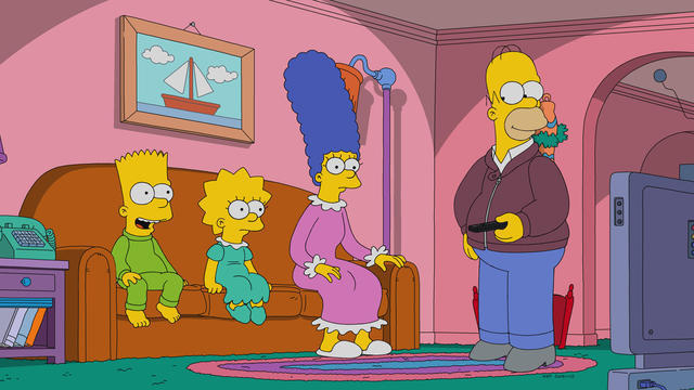 'The Simpsons' poke fun at upstate NY in song