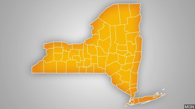 New York ranks 25th in best states ranking