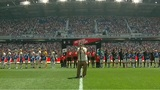 Local veteran performs National Anthem at WNT send-off match before World Cup