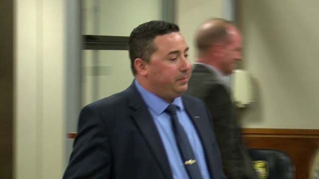 Officer Michael Sippel has been fired by the Rochester Police Department