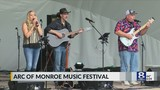 Arc Foundation of Monroe holds its first ArcBeat Music Festival