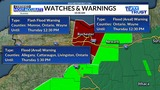 Flash Flooding Continues in Rochester